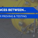 METER PROVING DIFFERENCES